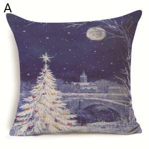 クッションカバー クリスマスシリーズ 抱き枕カバー 枕カバー Merry Christmas ギフト DP33514