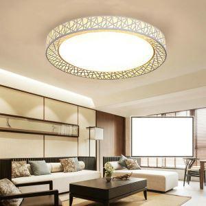 LEDシーリングライト 照明器具 天井照明 リビング 寝室 店舗 オシャレ 鳥の巣 円形 LED対応