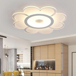 LEDシーリングライト 天井照明 リビング照明 ダイニング 寝室 居間 オシャレ 花型 LED対応