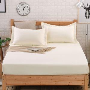 ボックスシーツ ベッドシーツ マットレスカバー ベッド用品 単品 純綿 150*200cm B4021