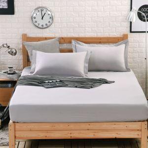 ボックスシーツ ベッドシーツ マットレスカバー ベッド用品 単品 純綿 180*200cm B4028