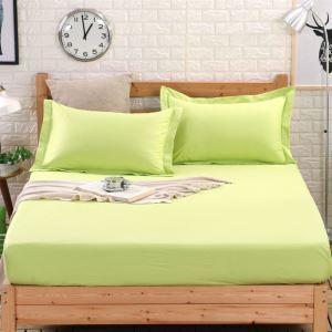 ボックスシーツ ベッドシーツ マットレスカバー ベッド用品 単品 純綿 180*200cm B4031