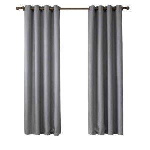 遮光カーテン 無地柄 カーテン 遮熱 防炎 北欧風 オシャレ お得サイズ グロメット式(1枚) WC05022
