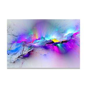 絵画 油彩画 アートパネル 装飾絵画 壁飾り 抽象画 プレゼント 1pcs 30*45cm