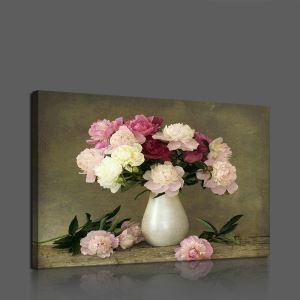 絵画 油彩画 アートパネル 装飾絵画 壁飾り 生花柄 プレゼント 1pcs 30*45cm
