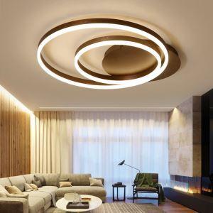 LEDシーリングライト リビング照明 ダイニング照明 寝室照明 丸型 二輪 北欧風 LED対応 MXD16042