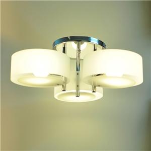 シーリングライト リビング照明 照明器具 寝室照明 天井照明 オシャレ 現代 3灯