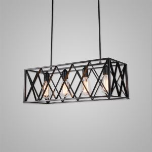 ペンダントライト 天井照明 店舗照明 リビング照明 食卓照明 照明器具 北欧風 4灯
