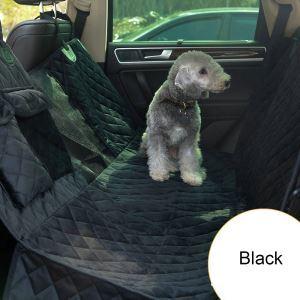 ペット用ドライブシート 車後部座席シート カバー 防汚 防水 滑り止め 折り畳み式 清潔簡単 ペット対応 ペットお出掛け用品