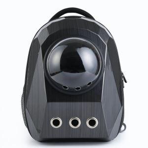 ペットバッグ キャリー ケース 犬 猫 小動物用 宇宙船 カプセル ポータブル 旅行 お出かけ 通気 手提げ式