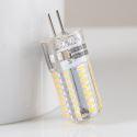 LED電球 G4電球 電球色 昼光色 3W 110V 10個入り