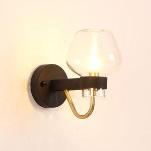 壁掛けライト ブラケット 照明器具 ウォールランプ 玄関照明 北欧風 1灯 QM66048P