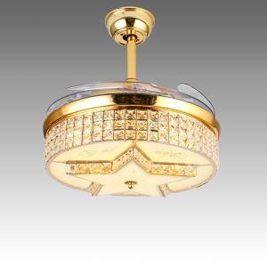 LEDシーリングファンライト 照明器具 リビング照明 ダイニング照明 オシャレ 3階段調色 LED対応 リモコン付 QM50231