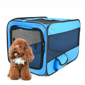 ペットケージ ペットケース サークル ドライブボックス 犬猫用 通気 折り畳み可能 持ち運び 外出