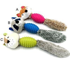 ペットおもちゃ 噛むおもちゃ 発声おもちゃ 歯磨き 清潔 ストレス解消 知育玩具