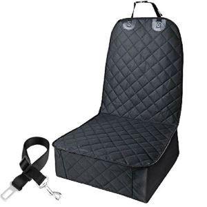 ペット用ドライブシート 助手席用 カーシート カバー 防汚 防水 滑り止め 折り畳み式 清潔簡単 ペット お出掛け ドライブ