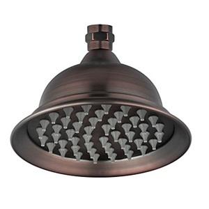 シャワーヘッド シャワー水栓 混合栓 ORB 15cm