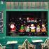 ウォールステッカー 転写式ステッカー PVCシール シート式 壁窓 剥がせる クリスマス柄 サンタクロース