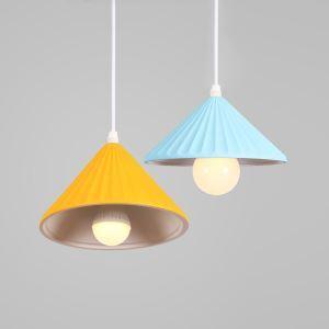 ペンダントライト 照明器具 店舗照明 リビング照明 玄関照明 帽子型 オシャレ 1灯 LB80912