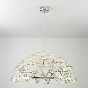 LEDペンダントライト 照明器具 リビング照明 ダイニング照明 星空/花火照明 キラキラ 半円形 LED対応