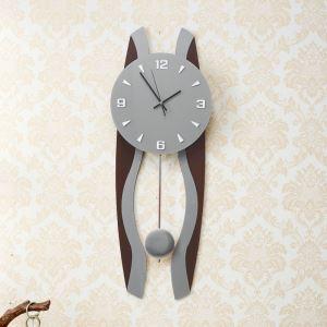 時計 壁掛け時計 静音時計 クロック 現代的 アクリル 創意 AP17031XL