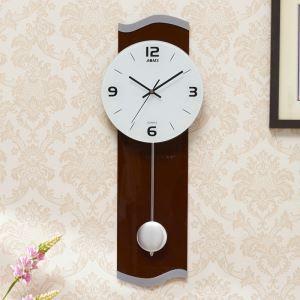 時計 壁掛け時計 静音時計 クロック 現代的 アクリル 創意 AP17007