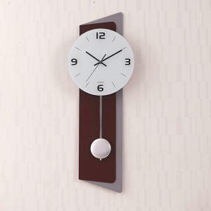時計 壁掛け時計 静音時計 クロック 現代的 アクリル 創意 AP17008