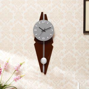 時計 壁掛け時計 静音時計 クロック 現代的 アクリル 創意 AP17006