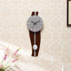時計 壁掛け時計 静音時計 クロック 現代的 アクリル 創意 AP17009