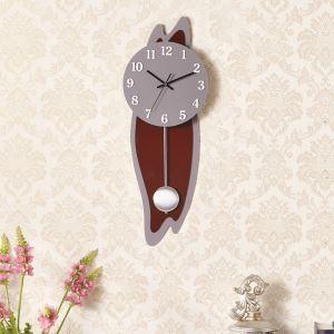 時計 壁掛け時計 静音時計 クロック 現代的 アクリル 創意 AP18004