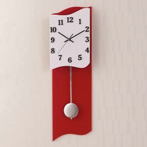 時計 壁掛け時計 静音時計 クロック 現代的 アクリル AP16001