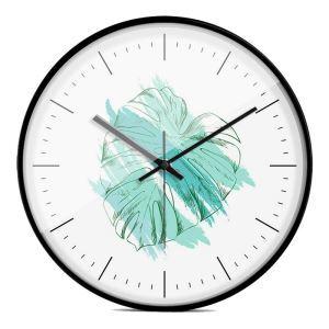 時計 壁掛け時計 静音時計 クロック 金属/ 北欧 現代的 INS風 インテリア 30cm CH610