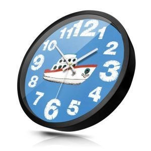 時計 壁掛け時計 静音時計 クロック 金属 北欧 現代的 インテリア 30cm HE01621