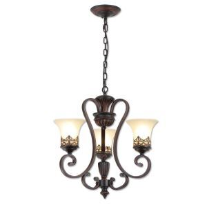 シャンデリア 照明器具 リビング照明 ダイニング照明 寝室照明 店舗照明 エレガント 3灯