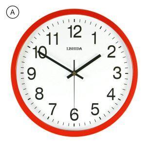 時計 壁掛け時計 静音時計 クロック 金属 現代風 シンプル 創意 インテリア 200A