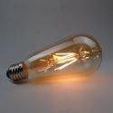 LED電球 バルブ レトロ 口金E26 ST64 4W LED対応 16個入り