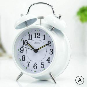 時計 置き時計 静音時計 クロック 金属 現代風 シンプル 創意 インテリア N402