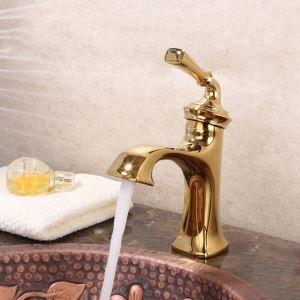 洗面蛇口 バス水栓 冷熱混合栓 手洗器蛇口 立水栓 水道蛇口 水栓金具 置き型 HAY