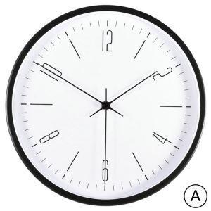 時計 壁掛け時計 静音時計 クロック 金属 北欧 現代的 インテリア 200B