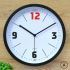 時計 壁掛け時計 静音時計 クロック 金属 北欧 現代的 インテリア LTB