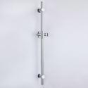 スライドバー シャワーハンガー ハンドシャワー部品 真鍮製 クロム