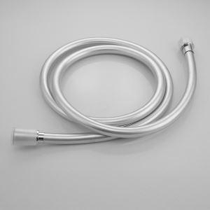 シャワーホース シャワー用排水管 PVC クロム 150cm