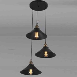 ペンダントライト 照明器具 北欧照明 リビング照明 店舗照明 アンティーク調 3灯