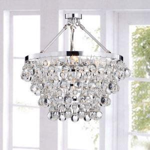 ペンダントライト 照明器具 リビング照明 店舗照明 クリスタル オシャレ 5灯