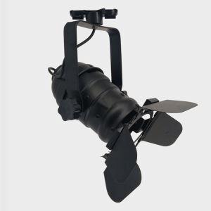 スポットライト ダクトレール用照明 照明器具 玄関照明 店舗照明 回転可能 黒白色 簡単取付