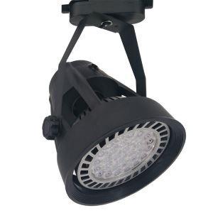 スポットライト ダクトレール用照明 照明器具 店舗照明 玄関照明 回転可能 黒白色 北欧風 簡単取付