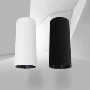 LEDスポットライト LEDシーリングライト 照明器具 玄関照明 店舗照明 LED対応 オシャレ 黒白色