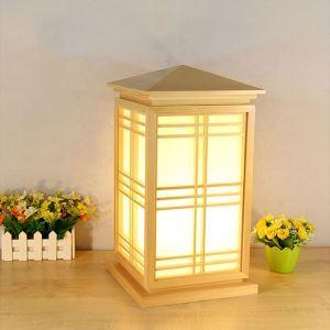 テーブルランプ スタンドライト 間接照明 卓上照明 デスクライト リビング 寝室 天然木 和風北欧風 T630