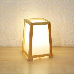 テーブルランプ スタンドライト 間接照明 卓上照明 デスクライト リビング 寝室 天然木 和風北欧風