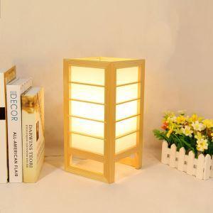 テーブルランプ スタンドライト 間接照明 卓上照明 デスクライト リビング 寝室 天然木 和風北欧風 T610